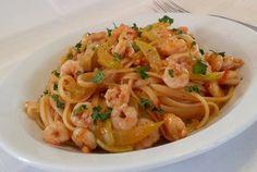 Linguine, Spaghetti, Ethnic Recipes, Food, Salads, Essen, Meals, Yemek, Noodle