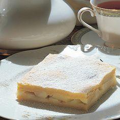 Apple Shortcake Squares