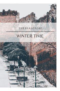 Thessaloniki, Winter Time, Movie Posters, Art, Winter, Craft Art, Film Poster, Kunst, Gcse Art