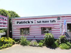 No visit to Bodega Bay is complete without stopping here! It has been here forever, and makes the best salt water taffy, EVER!