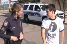 One Selfless Act By An Arizona Cop Makes A Big Impact On A Young Teen