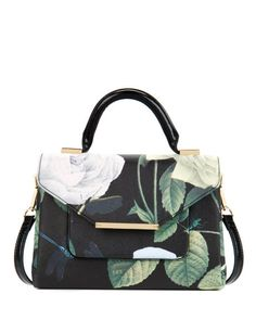 Distinguishing rose lady bag - Black | Bags | Ted Baker UK. SAVE Your Money while Shopping -->> www.YouLoveMoneyBack.com <@jurale13>.