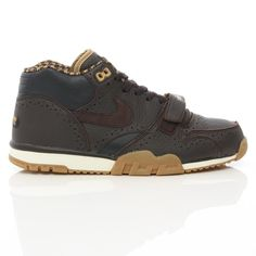 "2013 Nike Air Trainer 1 ""Brogue"""