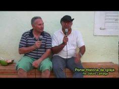 (Quilombolas) Repórter Getúlio Camargo Visita Quilombolas em Porto dos P...