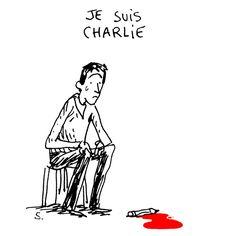 Sebastien Azzi #JeSuisCharlie #CharlieHebdo