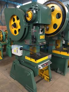 This is our company J23 type punching machine. If you have interest, please contact me. My mail :ivy@harsle.com My skype :ivyzhang1991826 My whatsapp:+86-15251795483 Our website :www.harsle.com