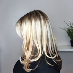 Magnificently blonde