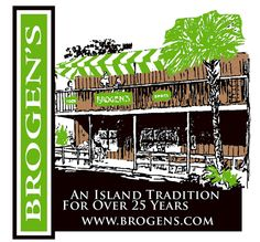 Brogen's the best place to get a Kokomo Burger, fries and a beer while watching the Dawgs play on the tv.