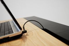 Conceptual desk - InteriorZine