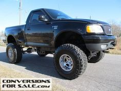 1999 Ford F150 XLT Lifted Truck
