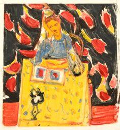 Reading and Art: Karl Pärsimägi