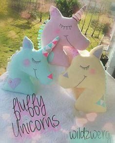 Fluffy Unicorns