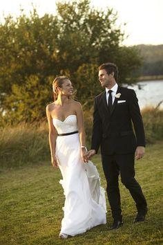 Real Wedding by Blumenthal Photography feat on Wedding Inspirasi   Chris & Lauren, Sault, Vic, Australia. Style   destination weddings, outdoor, elegant, romantic, lavender farm (44)