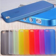Slim Ultra Thin Plastic Soft Case for iphone 4 4S 5 5S SE 6 6S 7 7 Plus case skin cover for iphone4 shell Protective bag cases #clothing,#shoes,#jewelry,#women,#men,#hats,#watches,#belts,#fashion,#style
