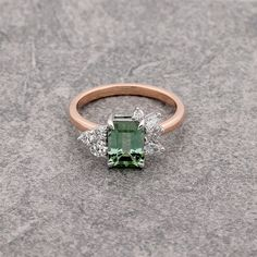 classic choice for an engagement ring.