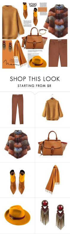 """Yoins Contest"" by ammya ❤ liked on Polyvore featuring Gérard Darel, BLANCHA, Burberry, Gianvito Rossi, Mademoiselle Slassi, polyvoreeditorial, yoins and yoinscollection"