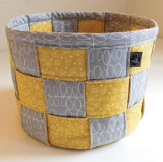 Looking for your next project? You're going to love A Lovely Woven Basket by designer lovefrombeth.