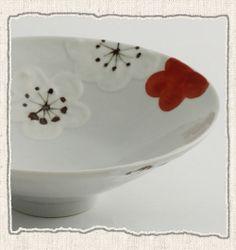 九谷青窯/四.五寸鉢
