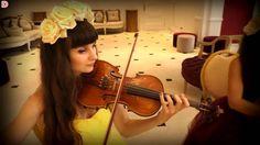 Красивая инструментальная музыка на свадьбе - Violin Group DOLLS