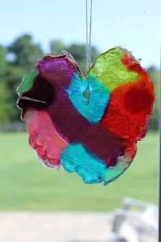 Play At Home Mom LLC: Edible Stained Glass