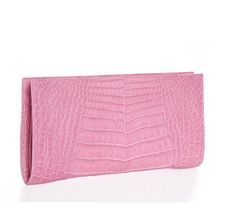 Abstract #crocodile #clutch.  Handmade in Colombia. $750