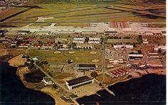 CFB Trenton Military Airport in the 1960s in Quinte West, ON