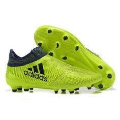 official photos 7195a 2bd71 Adidas X - Adidas X 17 PureChaos FG Football Boots Yellow Black