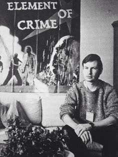 Lars von Trier, The Element of Crime (1984).