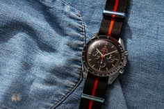 9655f7d8fea Omega Speedmaster Professional Speedy Tuesday 2 Ultraman  What s in the ...