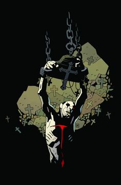 Mignola prisoner - source unknown
