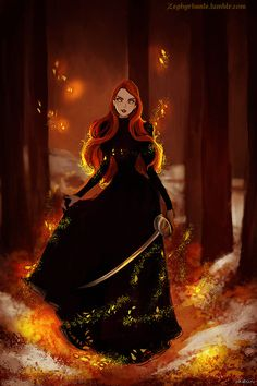 Fire Magick by Zephyrhant (Fierce as the fire burning around me, I set my heart on fire in turning my despair into ashes that will forever be dissipated by the blowing wind CHRISTA) Fantasy Inspiration, Character Design Inspiration, Fantasy Characters, Female Characters, Fantasy World, Fantasy Art, Fire Magic, Foto Cartoon, Dramione