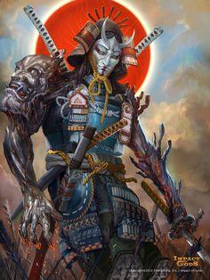 Fantasy Samurai