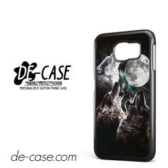 Mountain's Three Wolf Moon DEAL-7443 Samsung Phonecase Cover For Samsung Galaxy S6 / S6 Edge / S6 Edge Plus