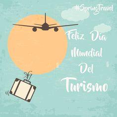 Hoy estamos celebrando el #DíaMundialDelTurismo. Comparte con los tuyos en el destino de tu preferencia y celebra con nosotros. www.springtravelecuador.com