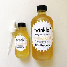 Mulholland Body + Bath Oil