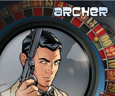 YOUR FAVORITE DVD BOX SET ONLINE: Archer Series DVD review-charter 2