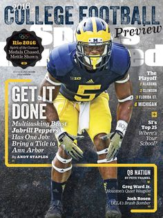 Jabrill Peppers - Sports Illustrated