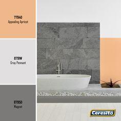 #CeresitaCL #PinturasCeresita #color #baños #pintura #decoración