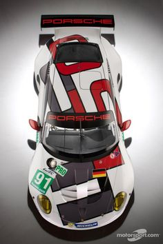 great car wrap design Porsche 911 RSR to compete in the World Endurance Championship | Car wrap vehicle graphic vinyl