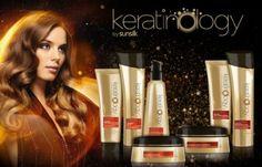 #Keratinology by #Sunsilk per il benessere dei tuoi #capelli