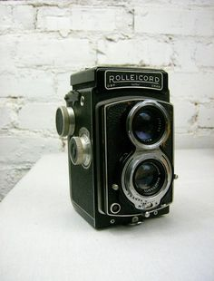 rolleicord iv TLR camera