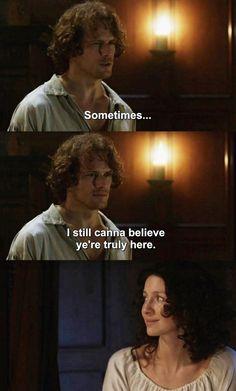 Outlander S03E08 - Jamie & Claire