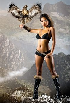 Crispyclicks Blog Archive Beautiful Girls With Wild Animals Photography Animal Photography Wild Ones