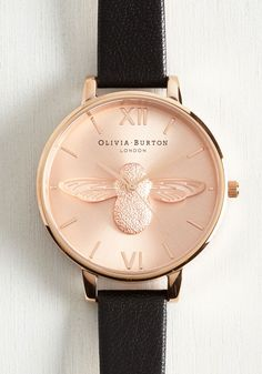 Bee There in a Minute Watch, #ModCloth