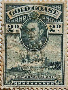 Gold Coast Stamp