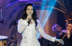 Lana Del Rey in Luxembourg #LDR #Paradise_Tour 2013