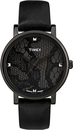 Timex Originals T2P461 Ladies Originals Classic Black Watch *** Find out more about the great product at the image link.