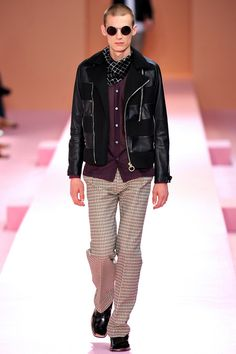 Paul Smith Spring 2014 Menswear Collection Slideshow on Style.com