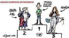 Así ve Idígoras los Juegos Olímpicos