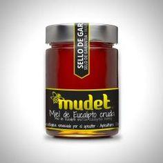 Miel de Eucalipto Ecológica 450GR
